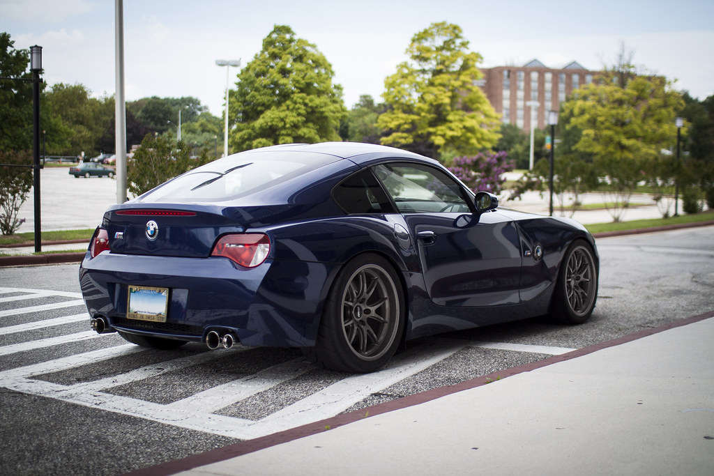 Apex Fl 5 In Anthracite Z4m Coupe Apexraceparts Flickr