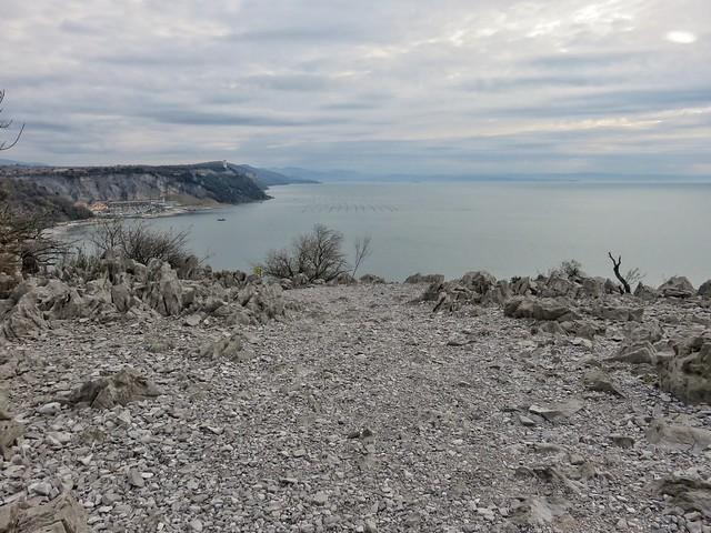 Il Sentiero Rilke, Duino - Sistiana