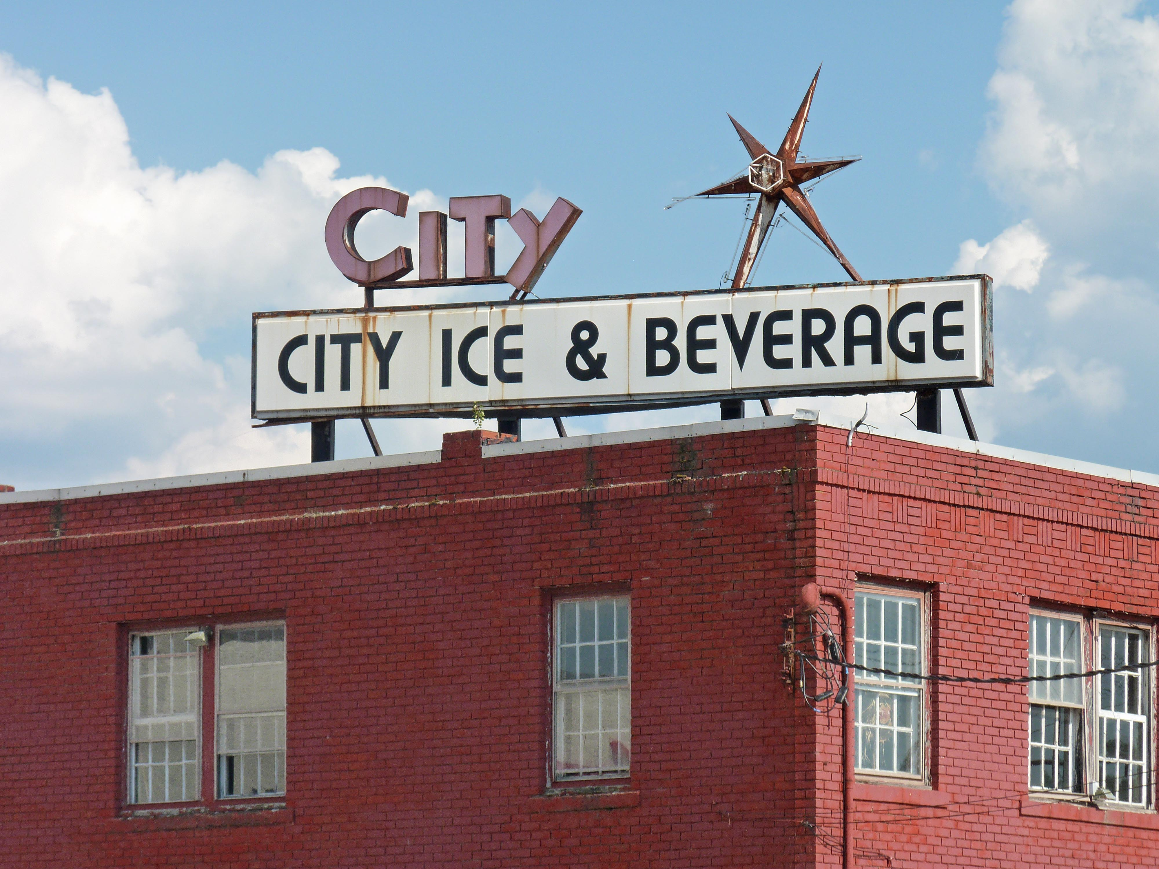 City Ice and Beverage - 206 Pennsylvania Ave East, Warren, Pennsylvania U.S.A. - June 1, 2016