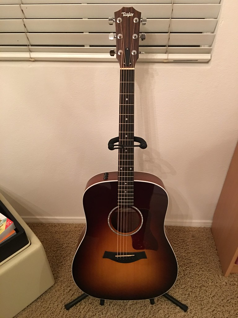 Taylor acoustic dreadnaught