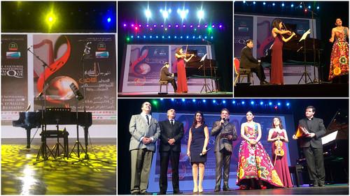 Exitosa gira de concertistas mexicanos por Argelia y Túnez