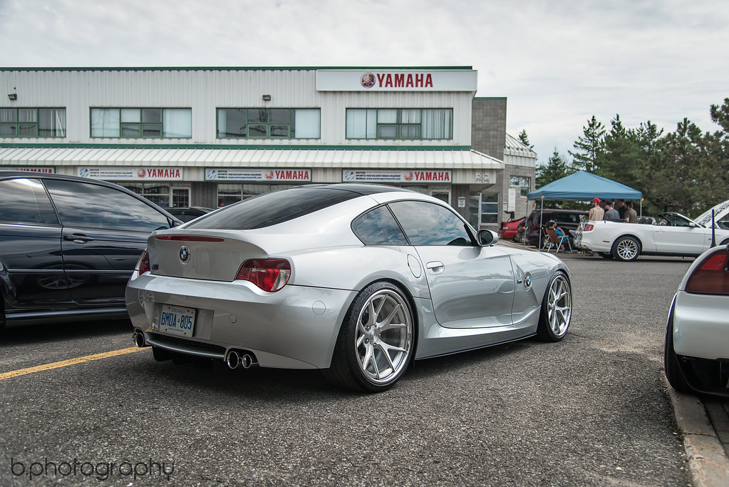 Bmw Z4m On Morr Wheels Steven Flickr
