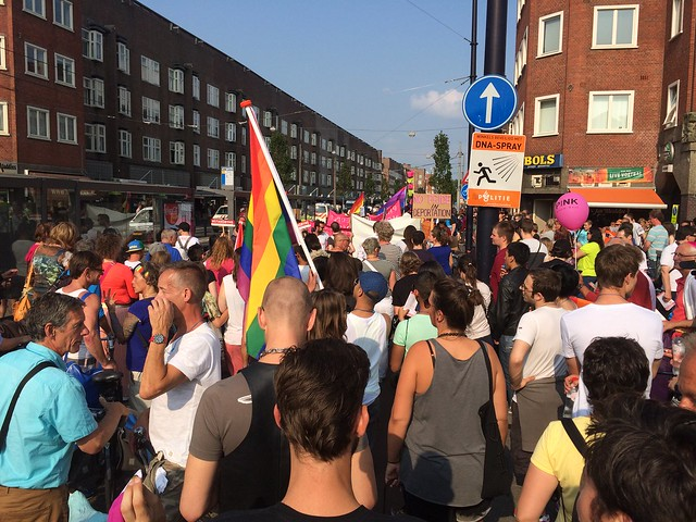 Gay Pride Walk 110