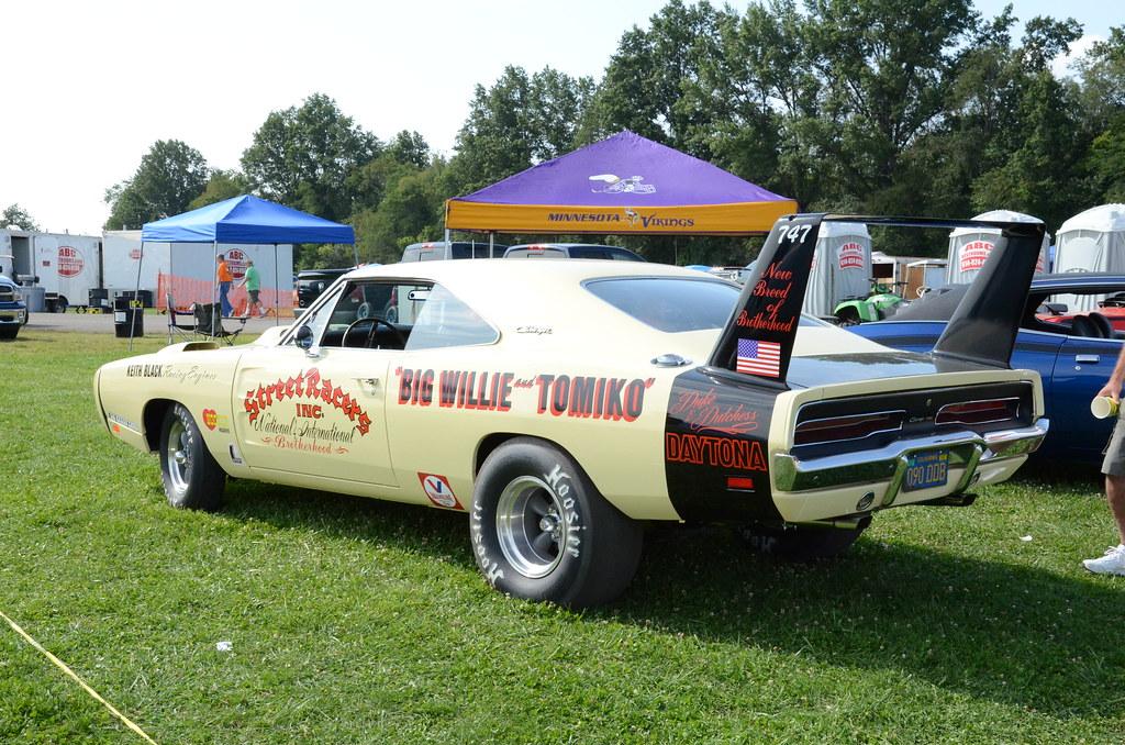 1969 Big Willie Amp Tomiko Dodge Charger Daytona Hemi Quot Dutch