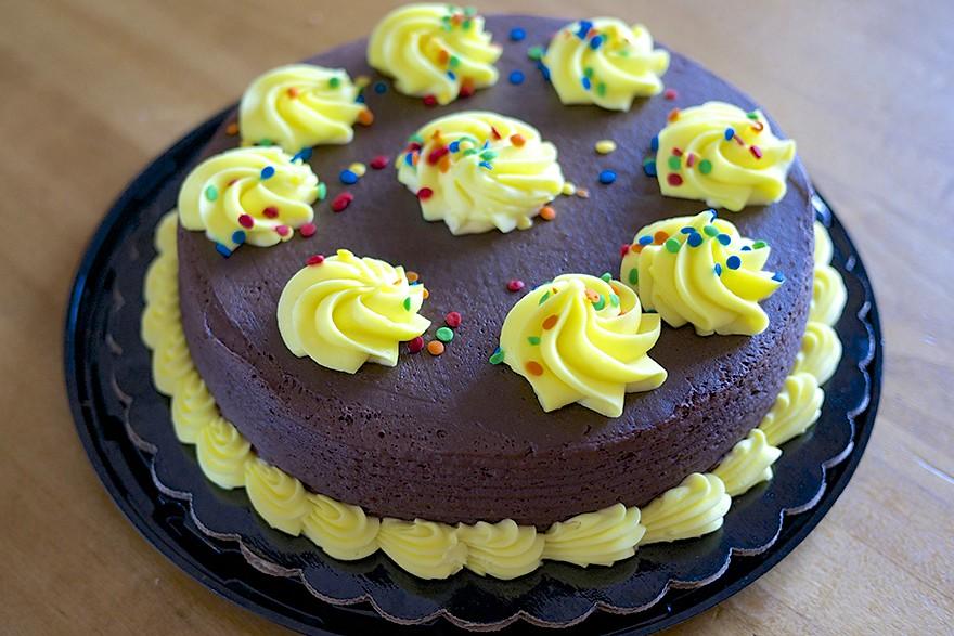Birthday Cake Bing