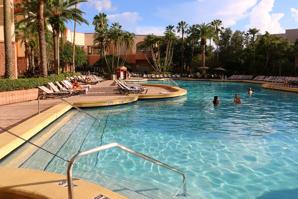 Rosen Centre Hotel Orlando Florida Reviews