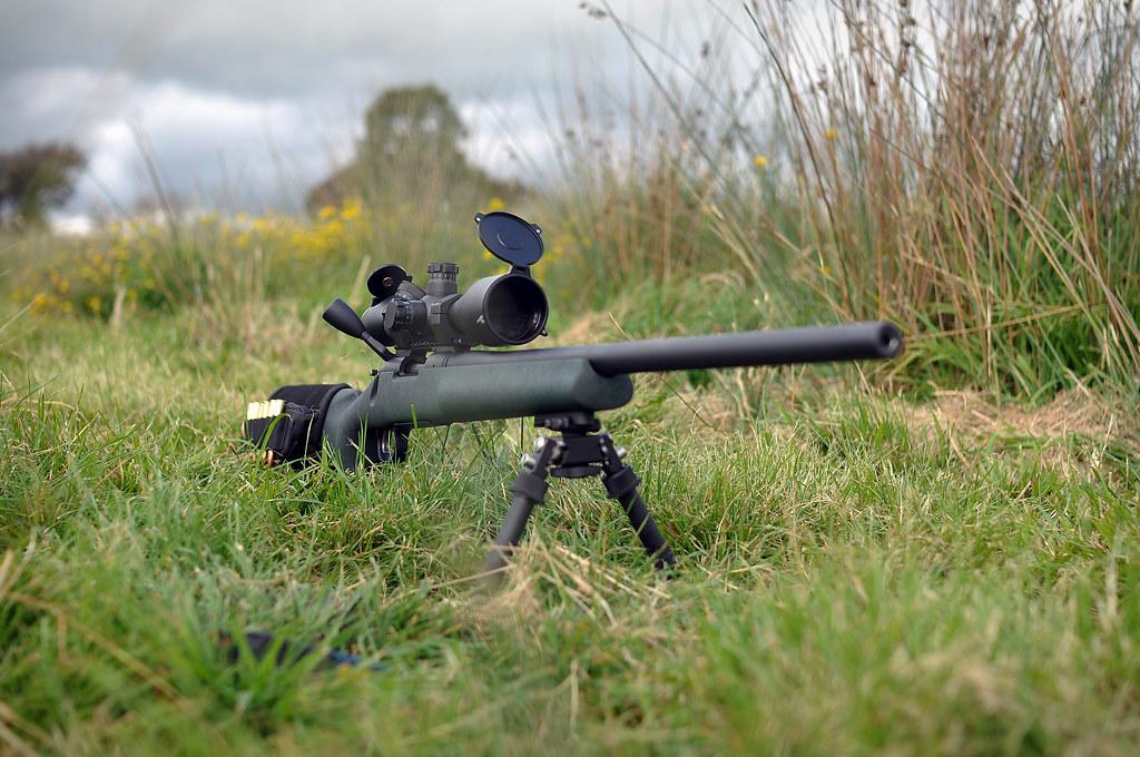 Tactical Bolt Knob Triad Tactical Inc Badger Ordnance
