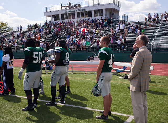 College Of Dupage Football Roster 49