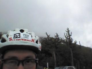 20150614_マウント富士ヒルクライム フィニッシュした。