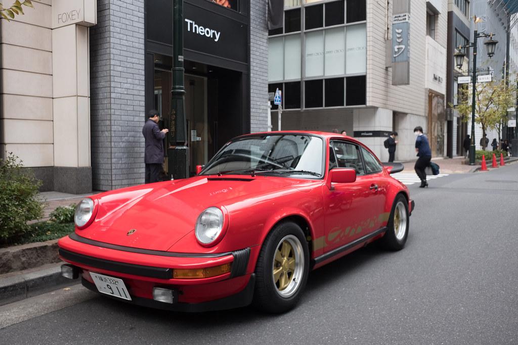 Porsche 911 2016/11/16 X7003835