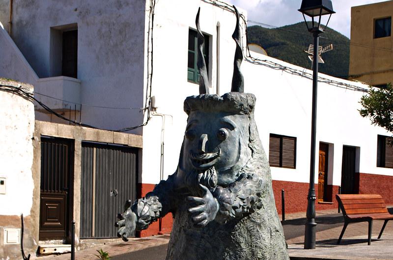Dancing Devil, El Palmar, Tenerife