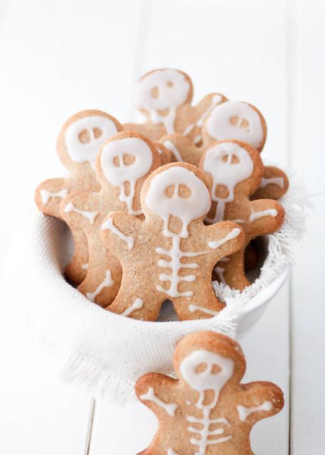esqueletos de spekulatius