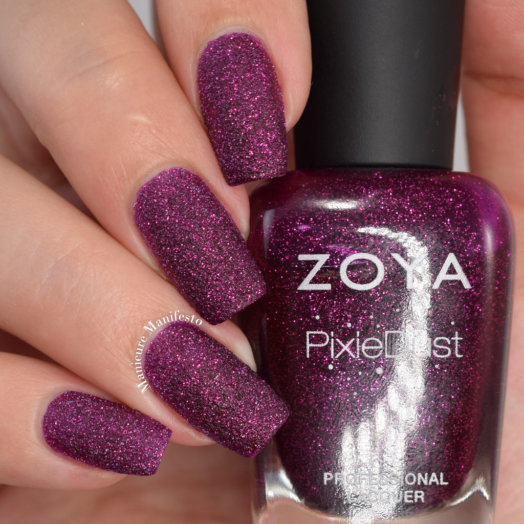 Zoya Enchanted collection swatches