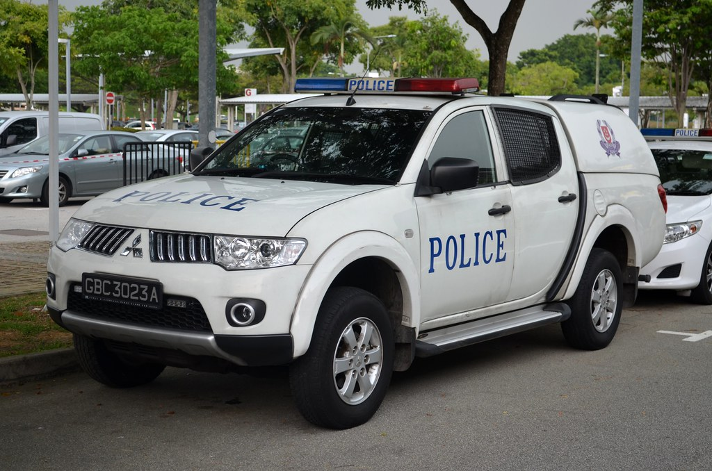 how to get police clearance in singapore