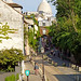 France-000461 - Montmartre Street