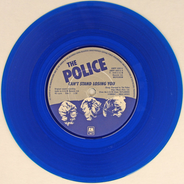 Police Can T Stand Losing You Flickr Photo Sharing