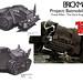 Project - Batmobile Tank
