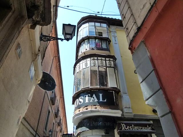 Mesón Palacios en Toledo