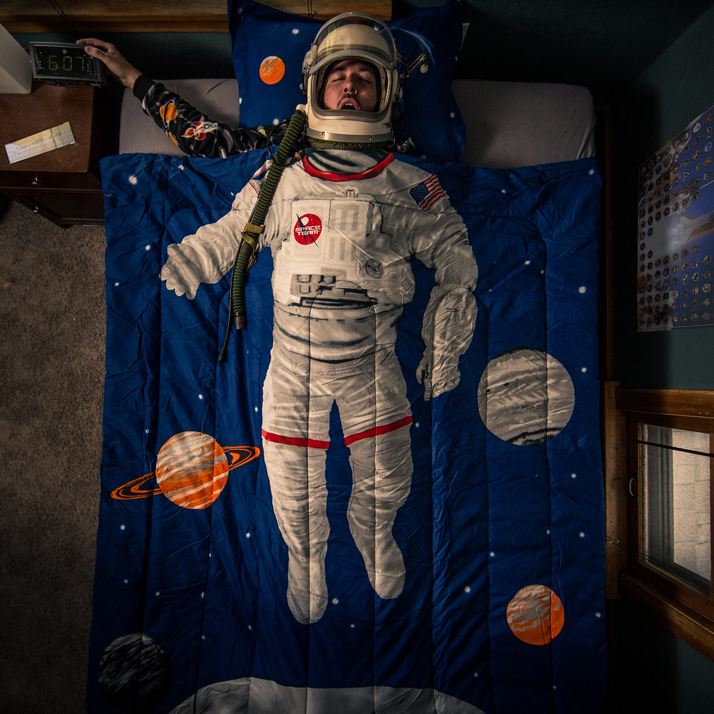 Everyday Astronaut - Good morning, World!