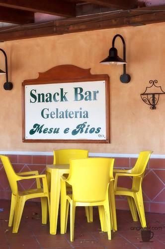 Mesu e Rios Snack Bar, Italy