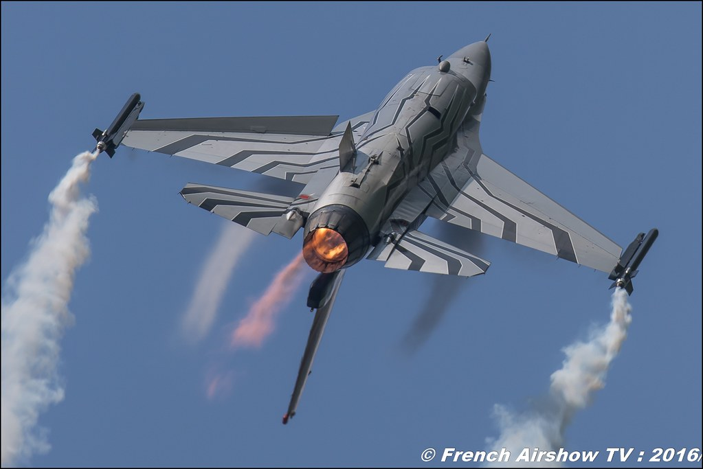 Belgian Air Force F-16 Solo Display ,airpower zeltweg 2016 , AIRPOWER16 - Österreichs Airshow , Steiermark , Austria, Canon Reflex , EOS System