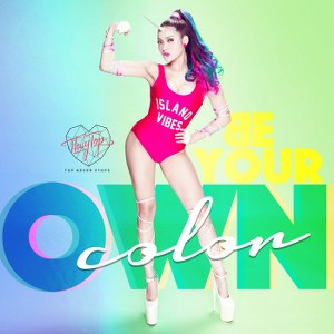 Huỳnh Minh Thủy – Be Your Own Color – iTunes AAC M4A – Single