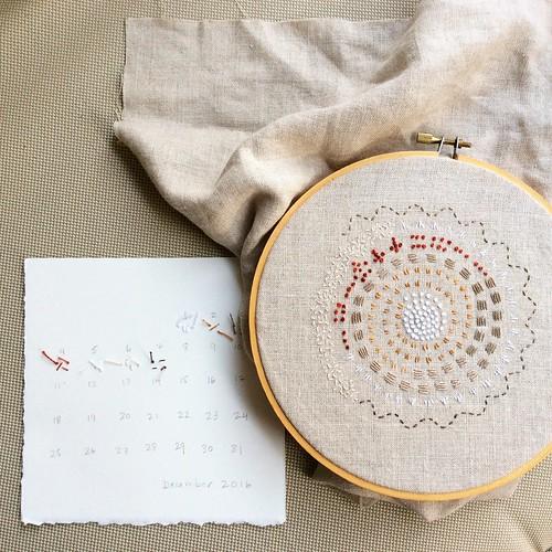 Stitch Journal, Day 342