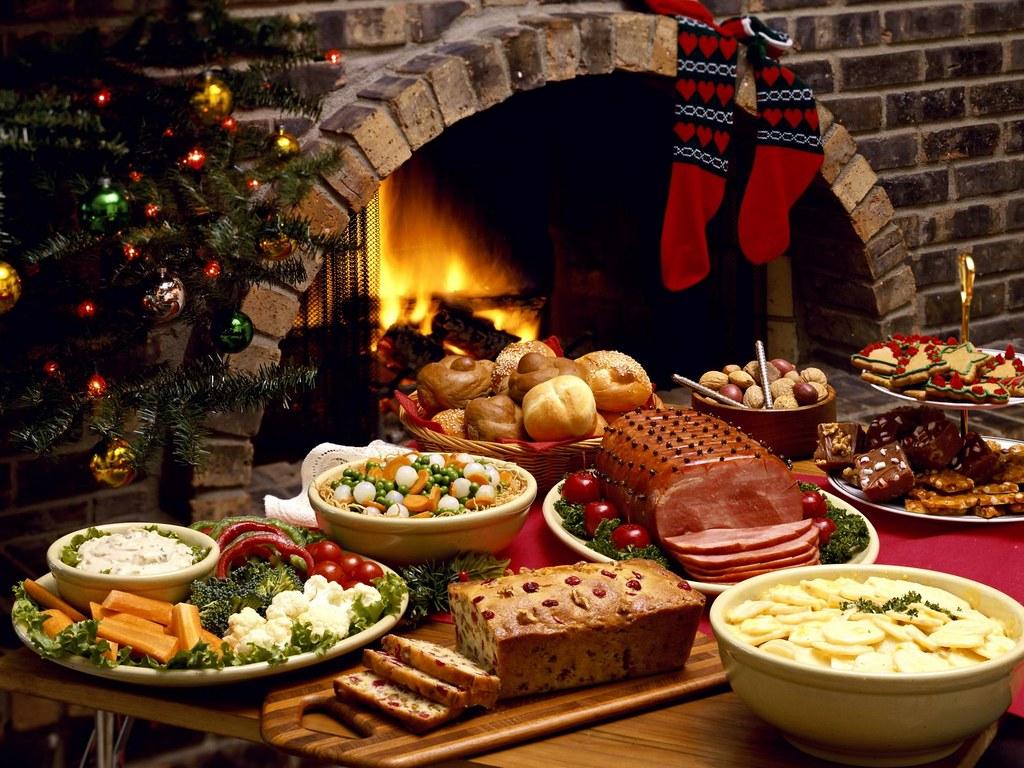 聖誕大餐。剩食。Glenn Forrest(CC BY-NC-ND 2.0)