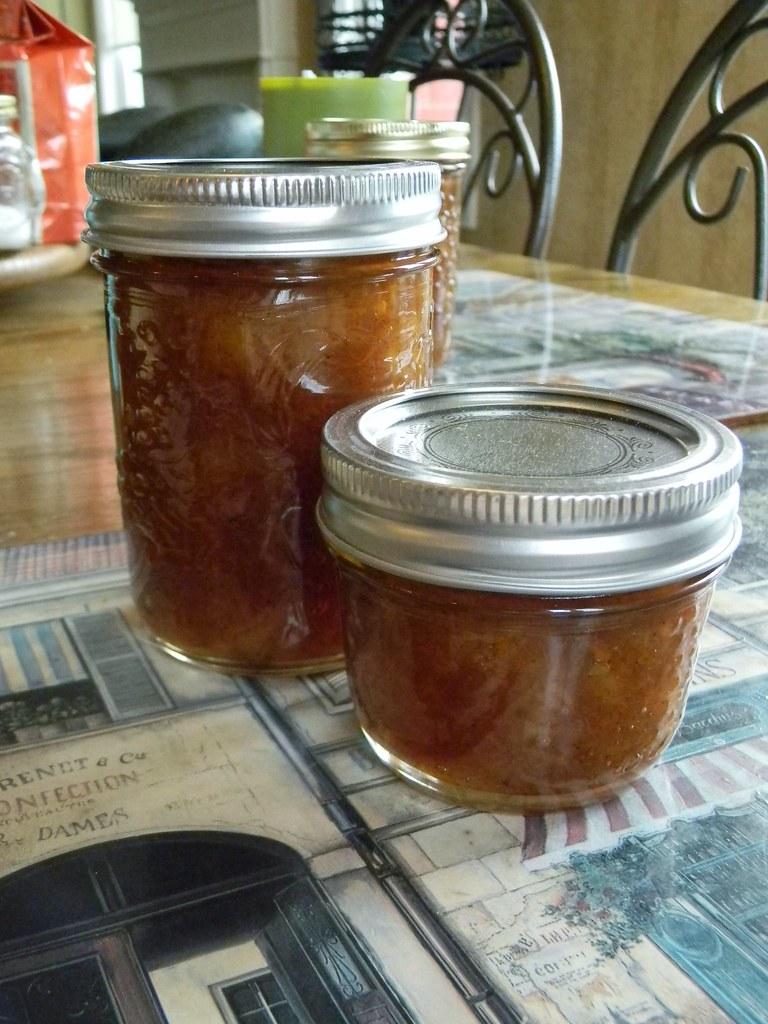 Carrot Cake Jam Recipe Grams