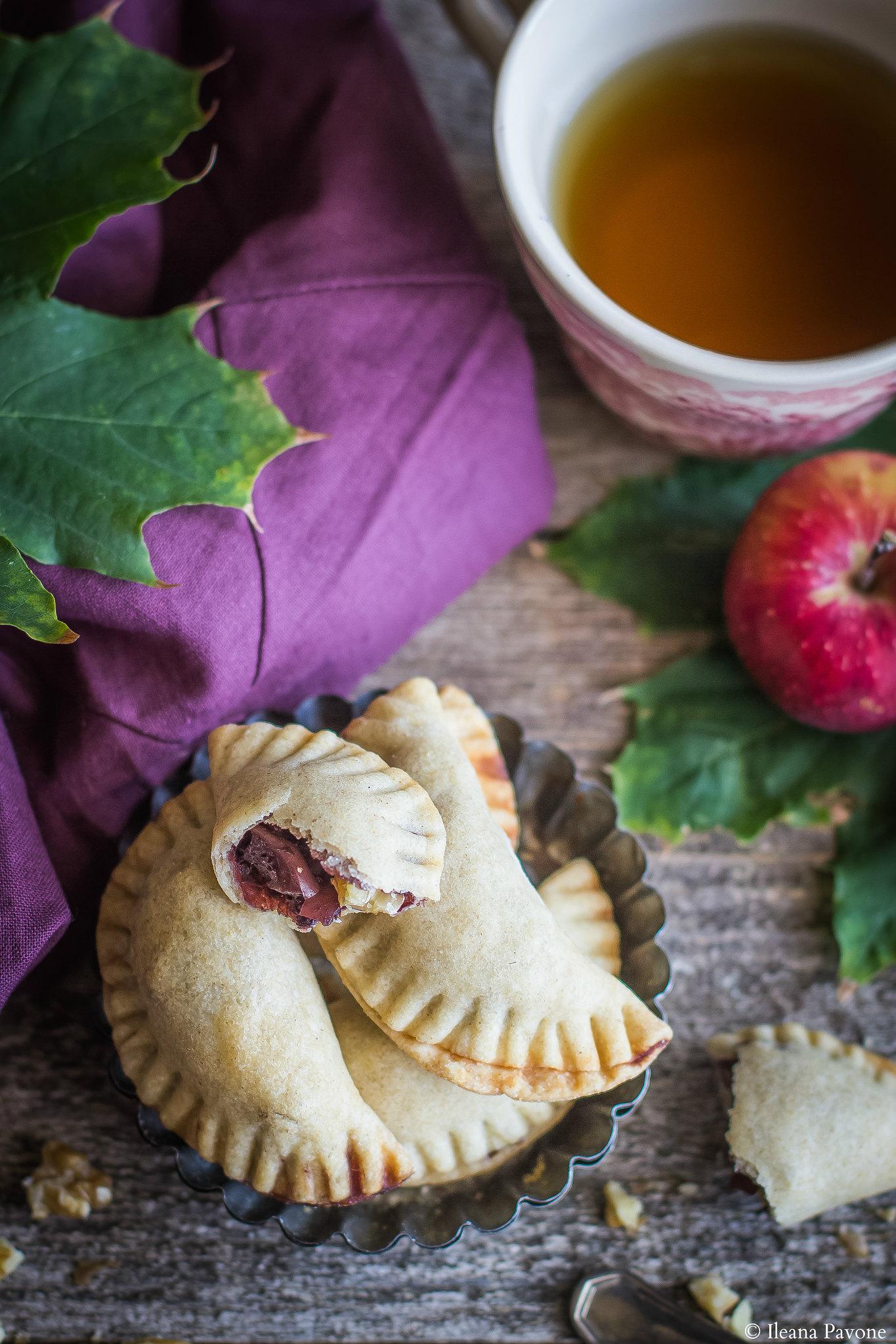 Biscotti ripieni di mele_1