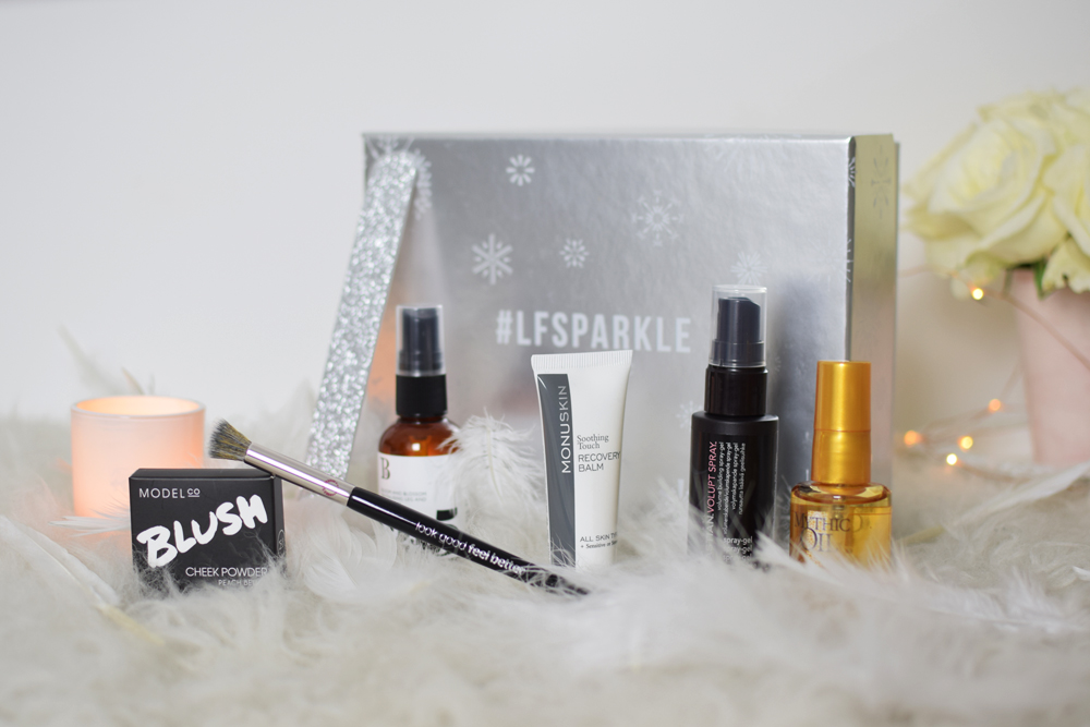 Lookfantastic November Beauty Box Contents