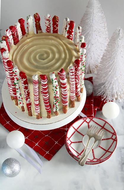 Red Velvet Deluxe Cake