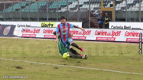 Catania-Monopoli 4-1: Il trionfo della perseveranza$
