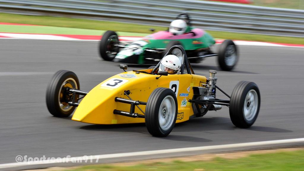 Graham Gant Race Car
