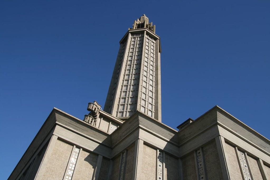 St joseph 39 s church le havre st joseph 39 s church le for 3d architecture le havre