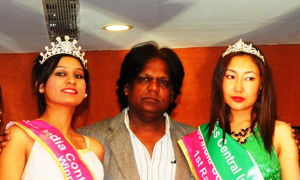 Miss Zeba Hussain from Mumbai won The Title Miss India Continent ...