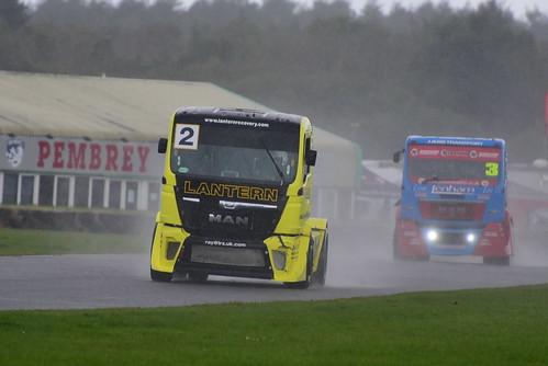 Ray Coleman, MAN TG 12000, British Truck Racing Championship, Pembrey 2016