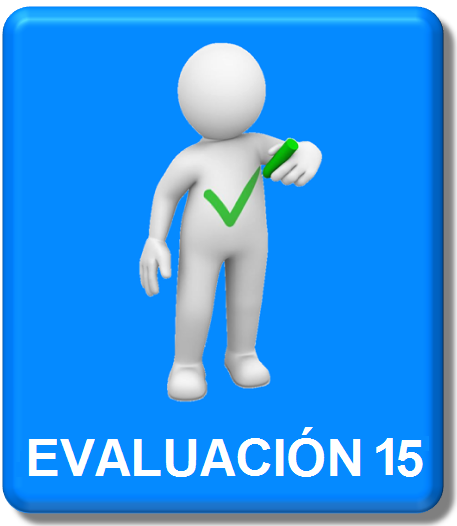 Evaluacion 15