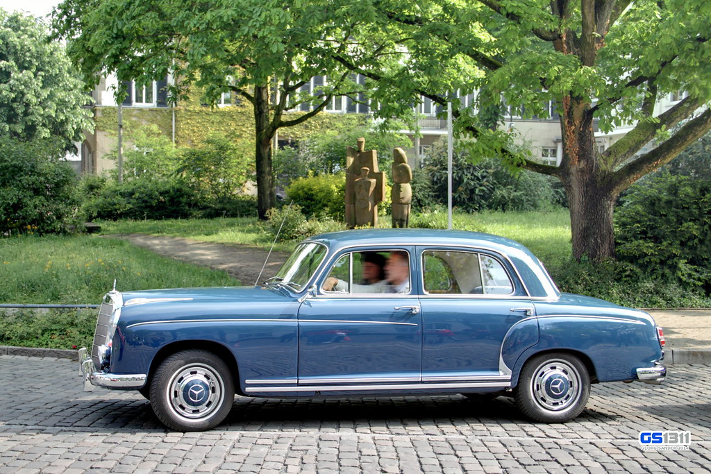1956 mercedes benz w 180 ii 220 s limousine join my for Mercedes benz 220 s