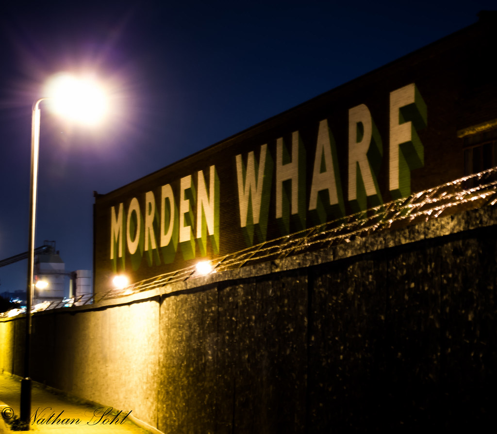 Image result for morden wharf