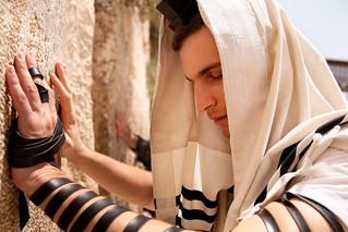 Israelite Praying