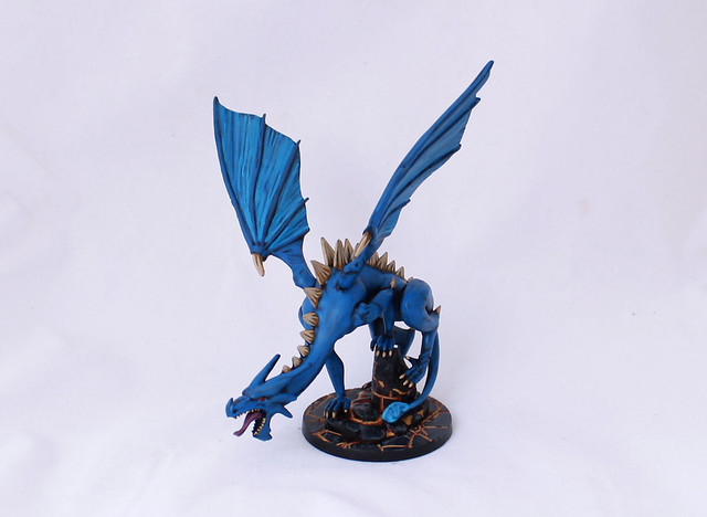 Super Dungeon Explore Dragon Painted Starfire - Left
