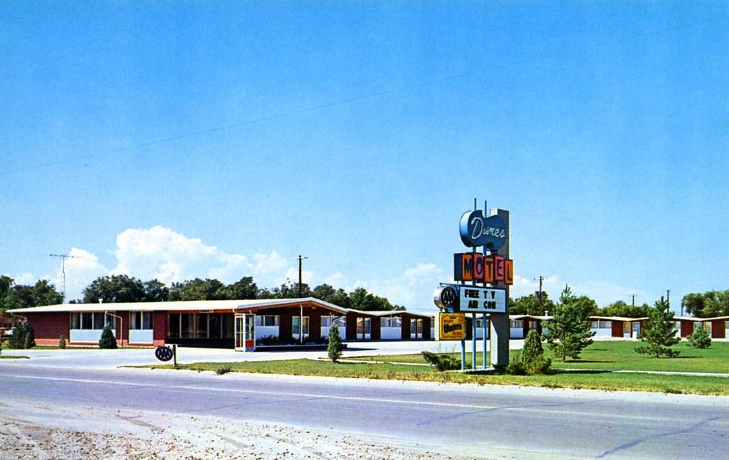 dunes motel valentine ne us hi ways 20 83 william bird flickr - Motels In Valentine Nebraska