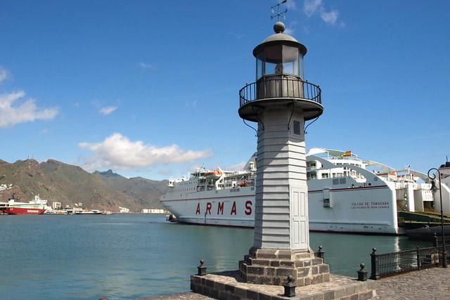 La Farola del Mar, Santa Cruz