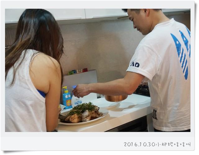 【坦克廚房】高級餐廳才有的清蒸石斑魚