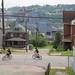 Riding Bikes in Braddock