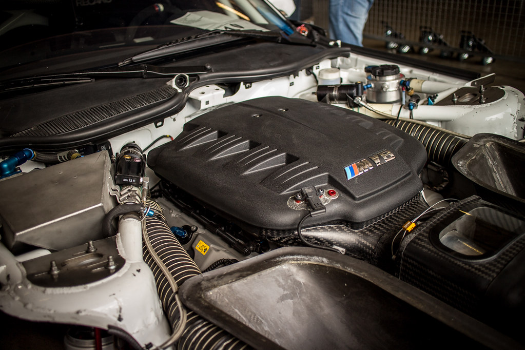 Bmw Z4 Gt3 S65 Engine Maltman3000 Flickr