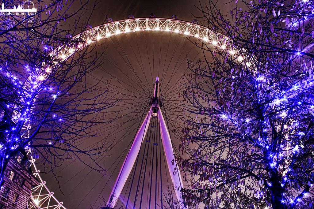 Sparkling Londoneye