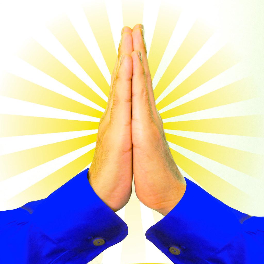 how to draw praying hands emoji