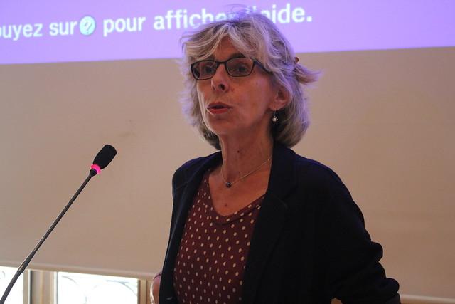 Paule du Bouchet (SNE) - Grand Prix du livre audio 2015